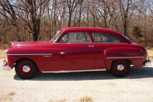 1949 DODGE WAYFARER 2DR 44,000 MILE SURVIVOR, BARN FIND, DRIVE OR MAKE HOT ROD!!