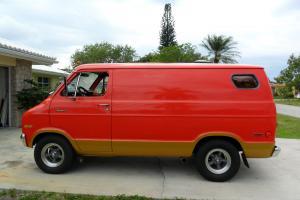 1972 Dodge B100 Van Base Standard Cargo Van 2-Door 3.7L