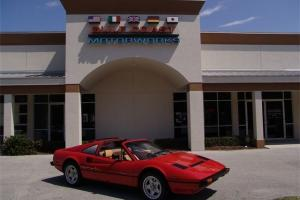 1985 Ferrari 308 GTS QV 5 Speed Manual 2-Door Coupe