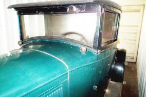 1929 Hupmobile 2-Door Coupe Classic Car Great Project Car