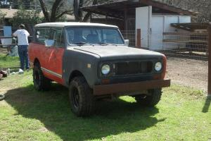 International Scout.Daily Driver 4 Wheel Drive