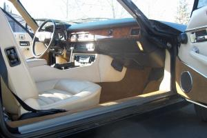 !987 JAGUAR XJS CABRIOLET .. VERY WELL MAINTAINED CLASSIC