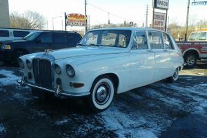 1968 Jaguar Dimlar Limo