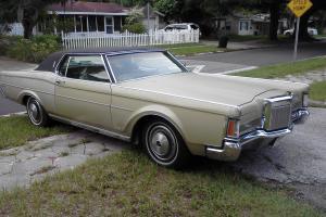 1971 Lincoln Mark III Base 7.5L