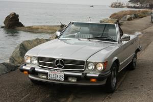 Mercedes 560SL 1989