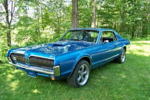 1967 MERCURY COUGAR RESTO MOD. SHOW PIECE CUSTOM OF A KIND!!