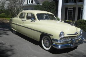 1951 MERCURY SPORT, 30K ORIGINAL MILES, ALL ORIG. EXCELLENT