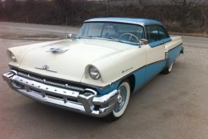 1956 Mercury Monterey 2 Door Hardtop! CA Car now in KY! Runs and drives good!