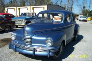 1942 Nash 600 Series Photo