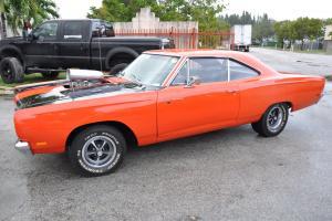 1969 Plymouth Roadrunner 392 HEMI
