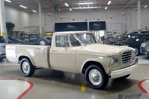 1963 Studebaker Champ 3/4 TON Pickup