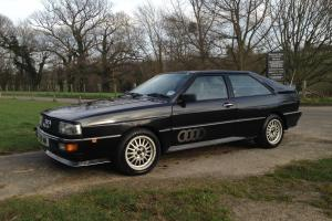 Audi Quattro 20 v - ur quattro 56000 miles genuine unmolested 2 owner car Photo
