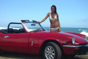 1975 Triumph Spitfire Base Convertible 2-Door 1.5L