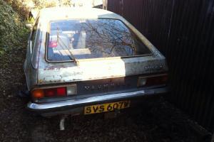 1981 Vauxhall Cavalier Mk1 Sportshatch 2000 Spares Repair Restoration Project