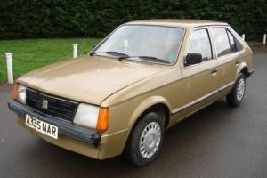 VAUXHALL ASTRA MK1 MK 1 CLASSIC CAR AUTO