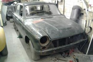 FORD CORTINA MK 1 - 4 DOOR SALOON 1960s Rolling Chassis