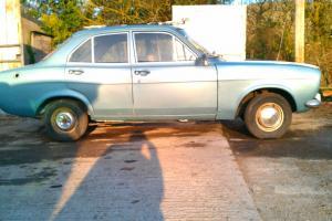 Ford escort mk 1 4 door