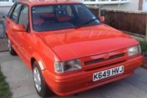 SEAT IBIZA MK1 1.2i (SYSTEM PORSCHE ENGINE) Photo