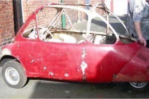 Heinkel bubble car 1960 Photo