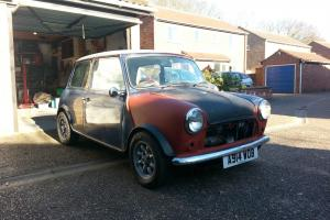 Austin Classic Mini, restoration, unfinished project, spares or repair