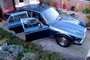 1985 JAGUAR 4.2 XJ6 AUTO BLUE - SERVICE HISTORY - LOVELY VEHICLE