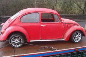 classic vw beetle 1975