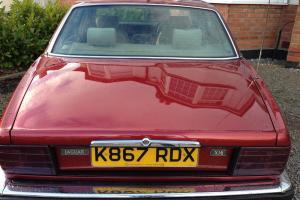 Classic 1992 Jaguar XJ6 3.2