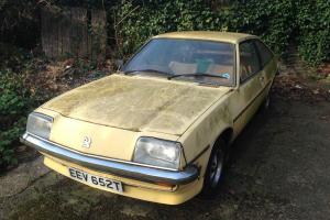 1979 Vauxhall Cavalier Mk1 GLS 1.6 Spares Repair Restoration Project