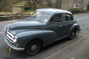 1954 Morris Oxford MO Photo