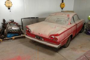 1963 Classic Ford Consul Capri GT