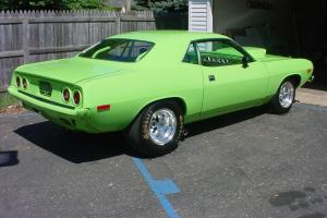 1973 Plymouth Cuda Custom Top Of the Line Pro Street