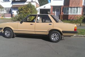 Ford Cortina MK5 1.6L Photo
