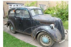 Ford pop, barn find, hotrod sit up and beg Photo