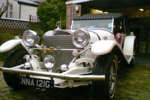 Excalibur Phaeton SS series 1 (Mercedes SSK) ~ Very Rare Collectors Car