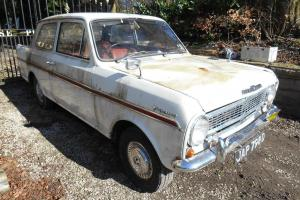 1966 Vauxhall Viva SL90, BARN FIND, spares or repair, needs restoration