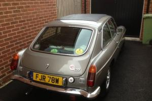 MGB GT LE (Limited Edition) Coupe