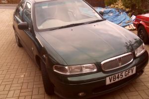 Rover 400 / 416 XL 1.6 Auto Hatchback 1999 82,000 full service history no swap