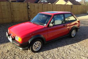 Fiesta MK2 XR2. The best in the UK. All original and genuine 36,000 miles Photo