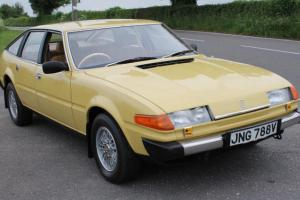 1979 Rover SD1 2600 Automatic 30,000 miles , FSH , EXCEPTIONAL CONDITION