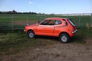 Honda Z Coupe. Z600. AZ600. Honda 600 Coupe. 1972. Only 58619 miles.