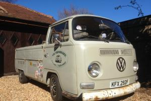 VW Very Early Bay Window Pickup March 1968 - Type T2a - Rat - Ratty