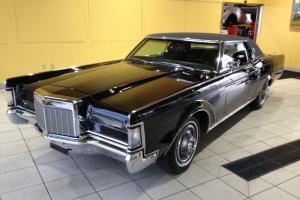 Lincoln : Mark Series 2 door