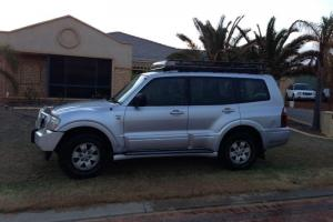 Mitsubishi Pajero GLX LWB 4x4 2004 4D Wagon 5 SP Auto Sports MOD 3 8L in Geraldton, WA Photo