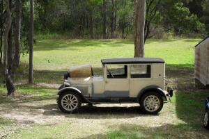 1927 Essex Coach Unrestored in Tamborine, QLD