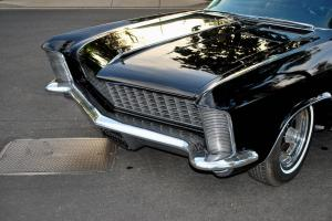 1965 Buick Riviera GRAN SPORT Beautiful Black/Black  Restorered California Car
