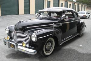 1941 Buick Sedanette 2dr Fastback