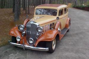 1933 Buick Streetrod,4 door sedan