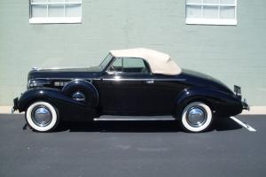 1937 BUICK SPECIAL CONVERTIBLE 25K MILES TRUE SURVIVOR RUST FREE PRICED TO SELL