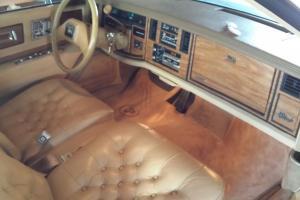 Sharp 1985 Cadillac classic Eldorado Biarrite
