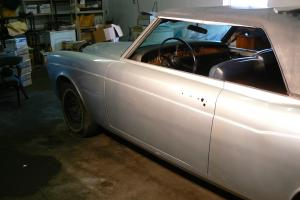 1967 Rolls Royce Corniche Partially restored